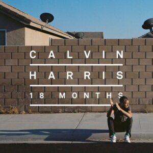 Calvin Harris – 18 months (Sony Music)