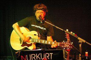 NURKURT - Folk, Rock & Balladen im Café Kö