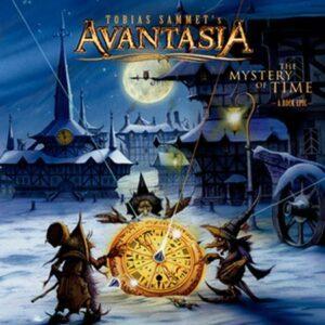 Avantasia - The Mystery Of Time (Nuclear Blast)