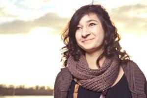 Singer-Songwriterin mit Herz im Interview - Eva Croissant in Marburg
