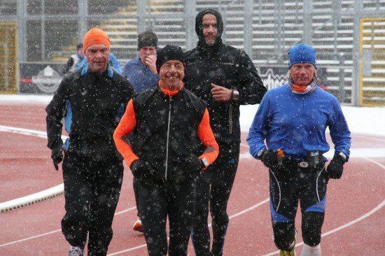 Kassel läuft! Beim Eon-Mitte-Kassel-Marathon