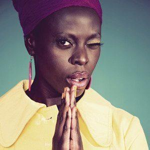 Reggae! - Singer-Songwriterin Jaqee in Dalhausen