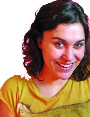 Laminatphobie - Mia Pottroff kommt mit ihrem Kabarett nach Scharmede