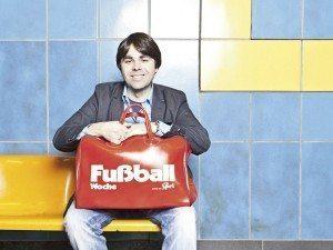 Fußballkultur pur! Ben Redelings in Höxter