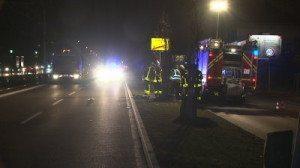 Tödlicher Unfall auf der Holländischen Straße in Kassel