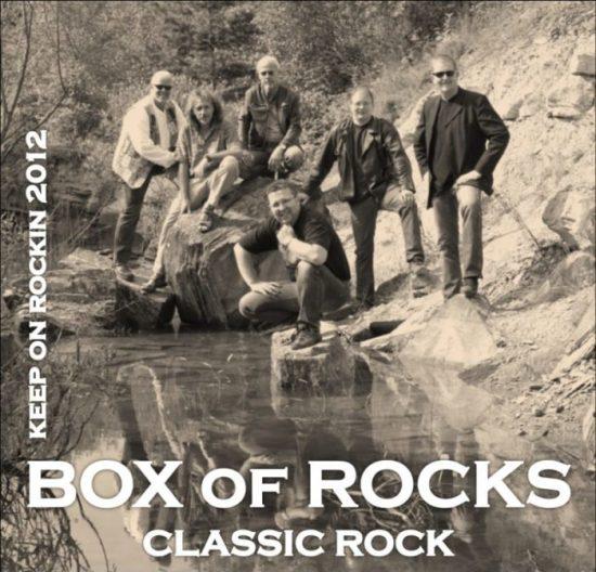 Eine Schachtel Steine? A Box of Rocks in Frankenberg