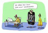 Schock für Fans der komischen Kunst: Deutsche Bahn erwägt Abriss der Caricatura