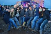 The Yellow Pumpkin -City Rock Festival 2016- Foto Gunter Best