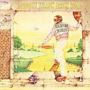 Elton John Goodbye Yellow Brick Road