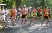 Sportlich: Der Tierparklauf auf der Sababurg (Foto von 2015)