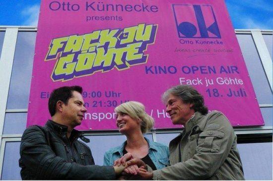 MovieNight-Summer-Open-Air 2014 Holzminden - Fack Ju Göhte