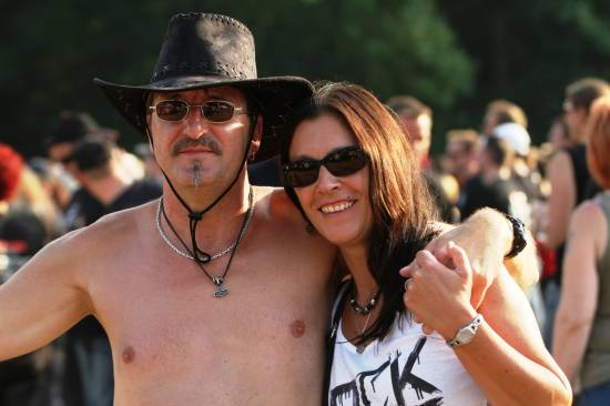 """2000 begeisterte Metal-Fans bei """"Rock am Stück"""""""