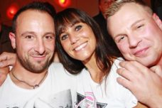 Die Disco Boys rockten das Gleis1 in Kassel!