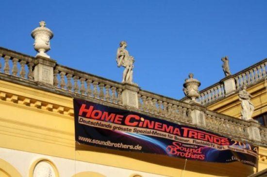 Sound Brothers präsentierte Home Cinema Trends 2014 in der Orangerie in Kassel!