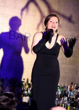 Abendrot in der Bar Seibert am 26.1. 2015   Kassel