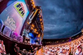Hessentag 2015 in Hofgeismar - Just White-Party von Hit Radio FFH