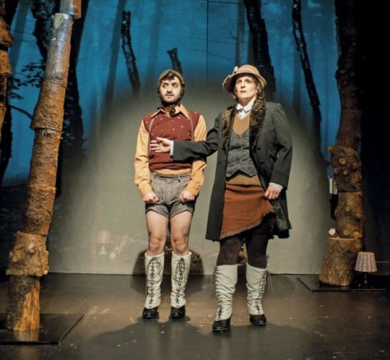 Theaterwoche - Viel Theater!