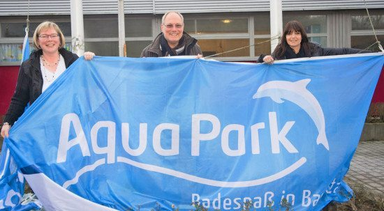 Neuer Auftritt des AquaPark in Baunatal!