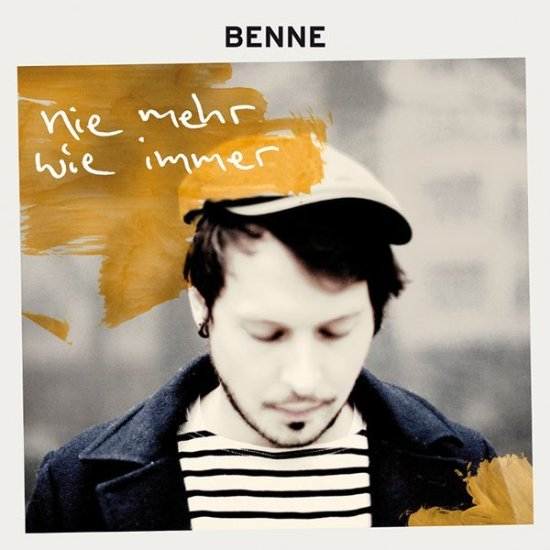 BENNE_-NieMehrWieImmer_Album_Cover