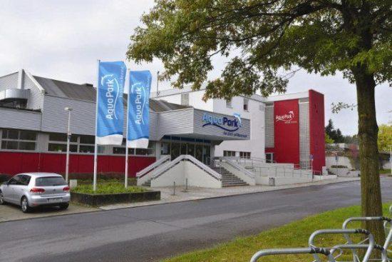 Der Aquapark Baunatal