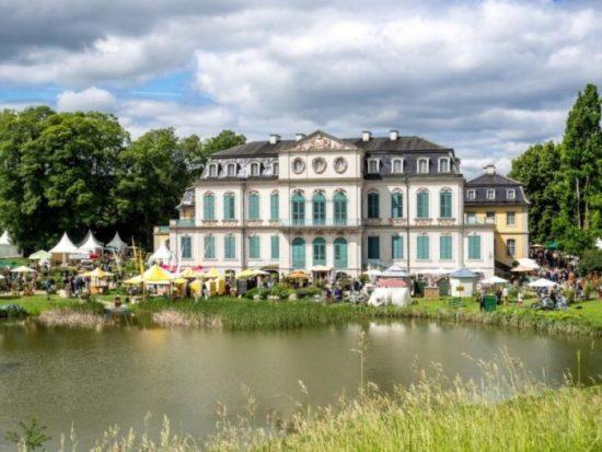 10. Gartenfest Kassel vom 14. bis 17. Mai 2015!
