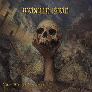 Manilla Road - The Blessed Curse
