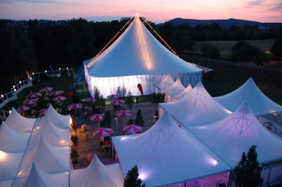 Festivalgelände 2010
