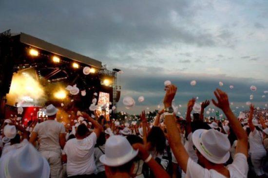 """Stimmung wie beim """"Just White"""" auf dem Hessentag 2015 in Hofgeismar wird in Korbach 2018 nicht aufkommen - die Just White Party findet nicht statt!"""