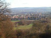 Kassel_Blick auf Kirchditmold