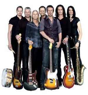 Live-Classic-Rock der 60er, 70er und 80er - Das Beste vom Besten der Besten.