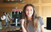 Die Sängerin Namika im FFH-Studio