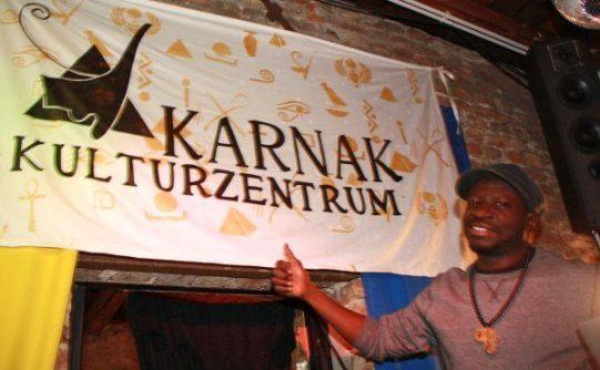 Karnak präsentierte Macuban am 13.11. in Kassel!