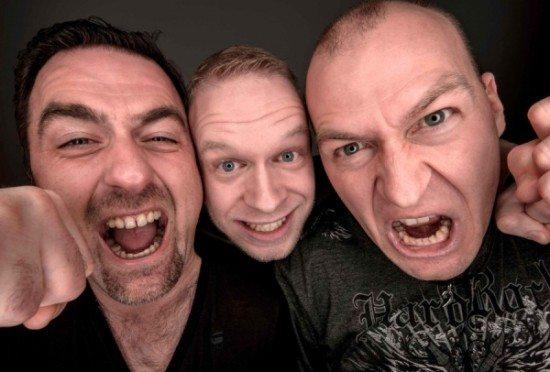 Cat Das Power Rock Trio