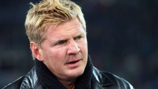 Chef-Trainer Stefan Effenberg