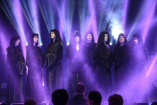 Gregorian nehmen am deutschen Esc-Vorentscheid teil