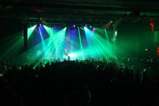 Idolized beim Konzert im Castrop-Rauxel