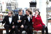 Die A-Cappella-Comedy-Gruppe LaLeLu