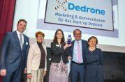 Startup Dedrone gewinnt 11. Marketingpreis