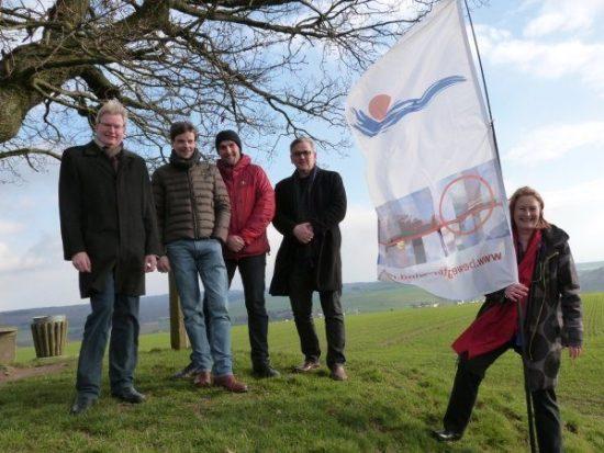 """""""changing horizons"""" - Windkunstfestival bewegter wind 2016 in Hofgeismar und Trendelburg"""
