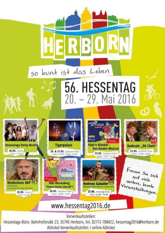 Johnny Depp beim Hessentag in Herborn!