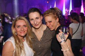 90er Party - Stadthalle Warburg - 16. April 2016