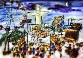 Das Rio-Fest in Schloss Neuhaus