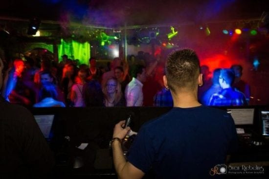 Heute Abend zum letzten Mal: Party in der Hazienda (Foto: Sven Riebeling)