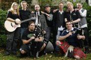 Von traditionell bis punkig: Folk in allen Variationen beim Folk im Park in Bad Waldliesborn