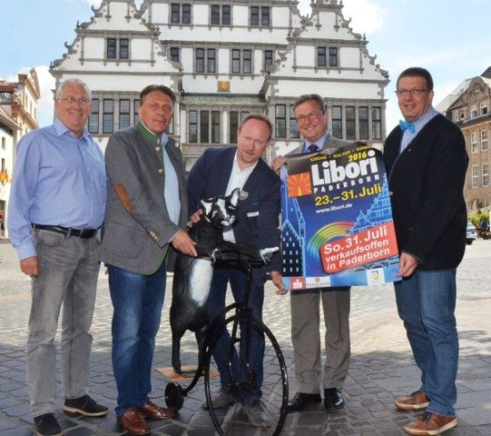 Libori 2016: Paderborns fünfte Jahreszeit