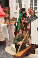 Das mittelalterliche Kaiserfest Fritzlar - Termin 2020 steht fest.