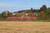 Unterwegs zwischen Korbach und Frankenberg