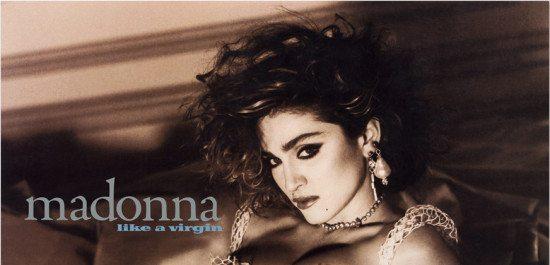 80er-Party in Bad Arolsen - da darf Madonna natürlich nicht fehlen!