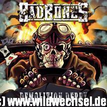 BAD BONES - Demolition Derby - (Sliptrick)
