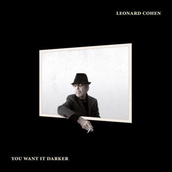 LEONARD COHEN - You Want It Darker (Sony)